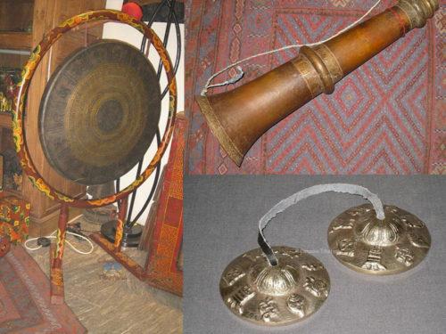 Gong/Cimbali/Trombe