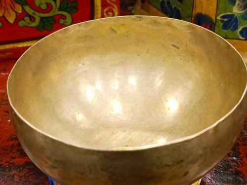 campana tibetana antica cobrebati