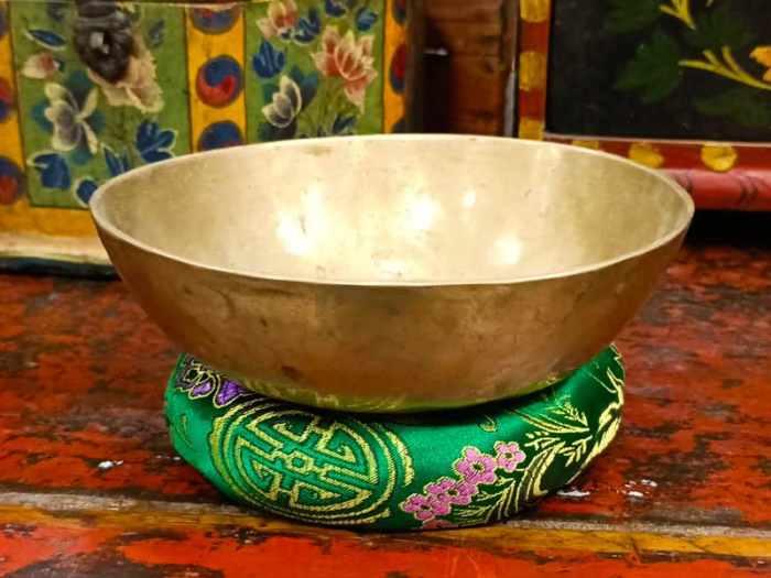 campana tibetana antica manipuri