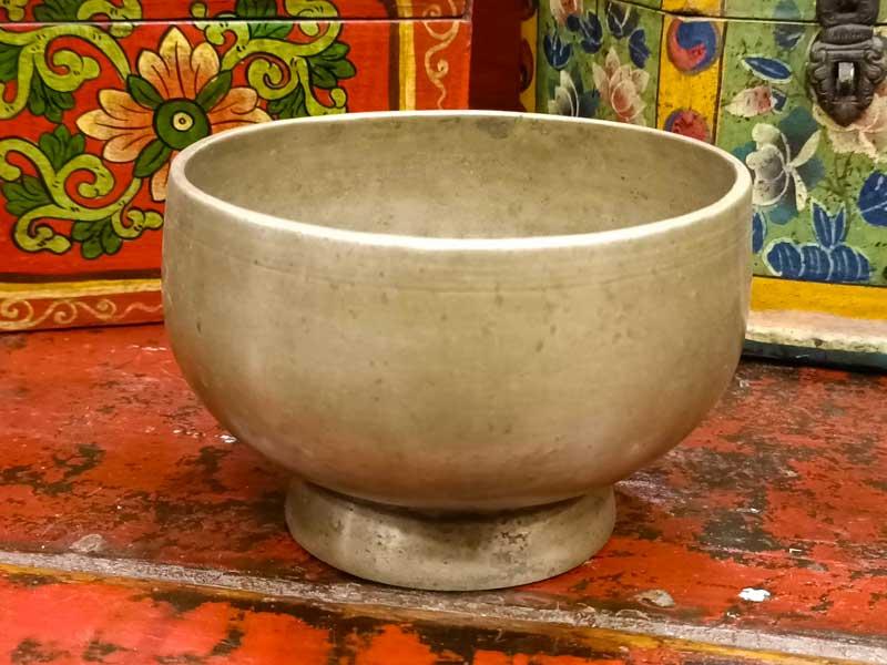 campana tibetana antica naga