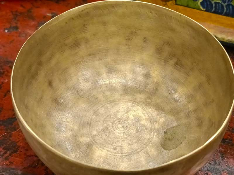 campana tibetana antica Thadobati