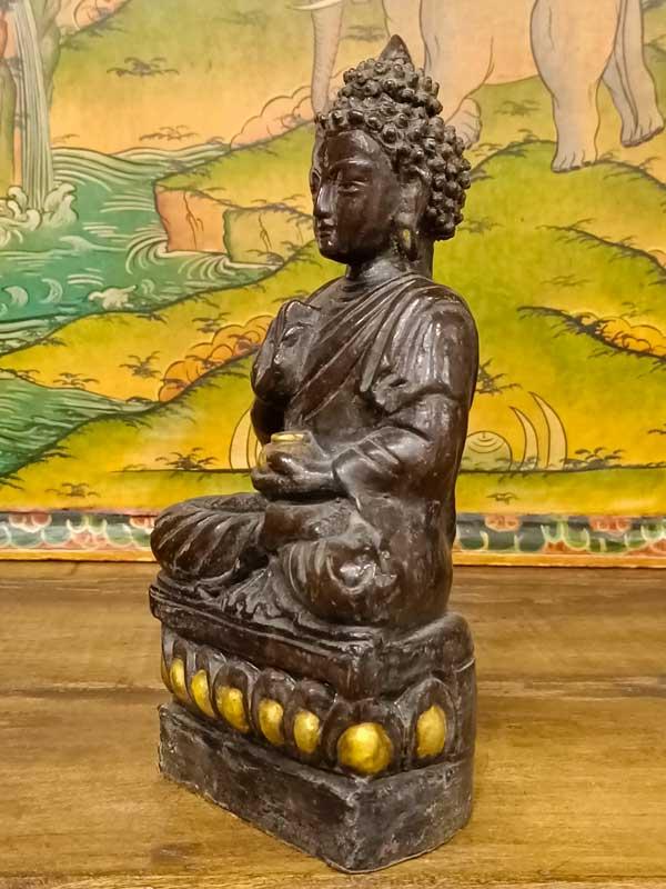 statua buddha amoghasiddhi