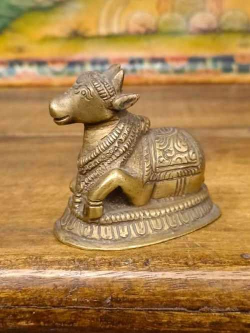 statua toro nandi