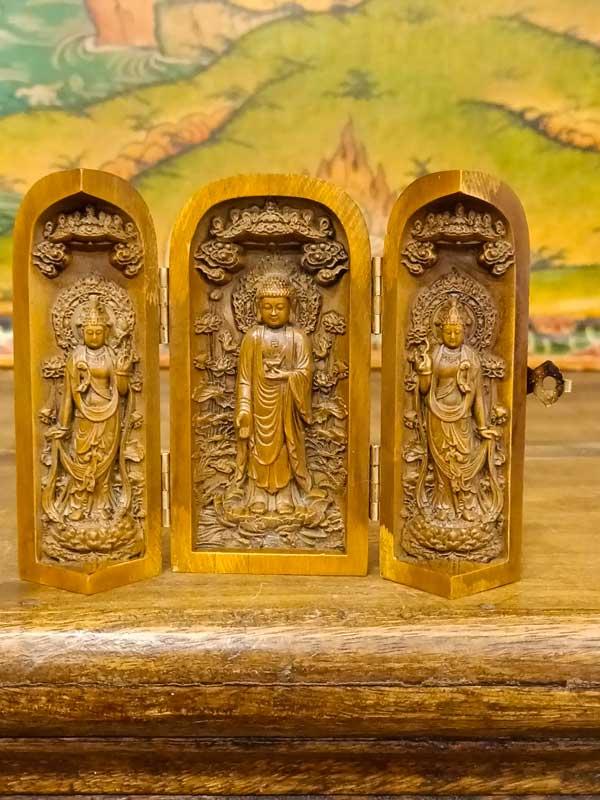 statua buddha dipankara