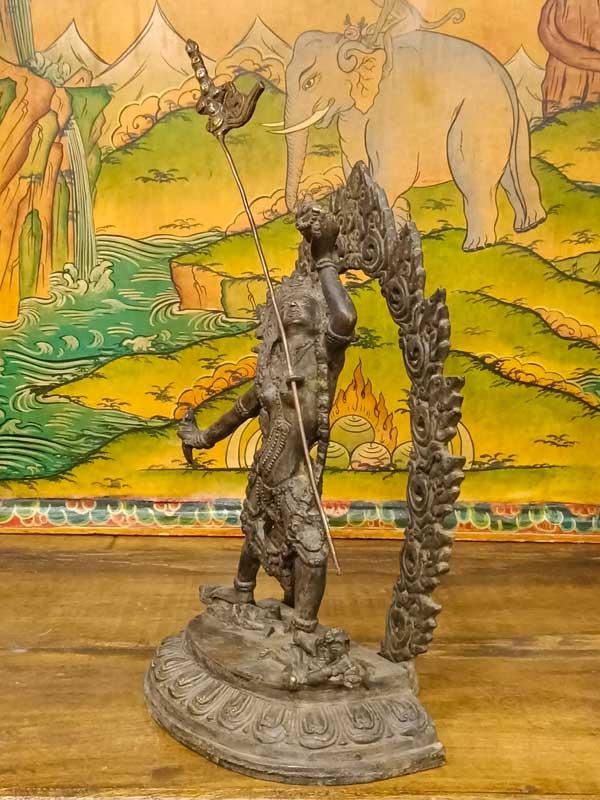 statua Vajrayogini